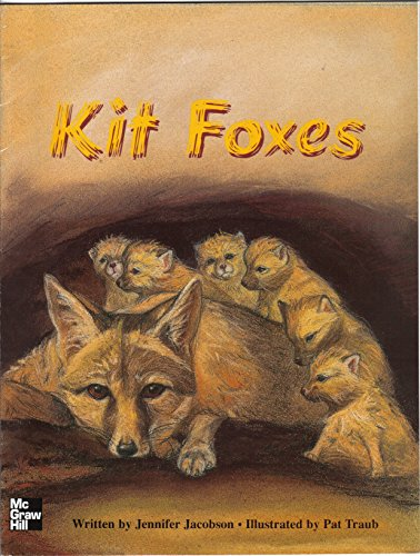9780022811501: Kit Foxes (Leveled Books)