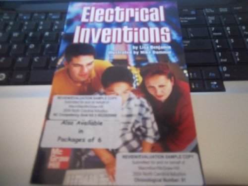9780022811532: Electrical Inventions (Leveled Books)