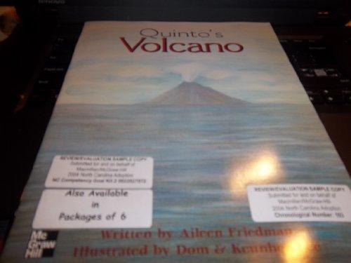 9780022811846: Quinto's Volcano (Leveled Books)