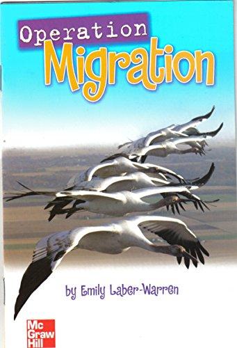 9780022811891: Operation Migration (Leveled Books)