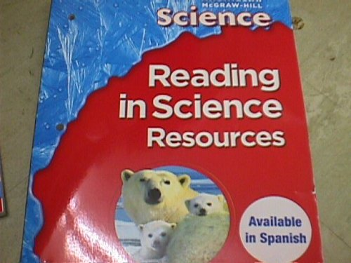 9780022812171: Reading in Science Resources (MacMillan McGraw Hill Science, grade 1)
