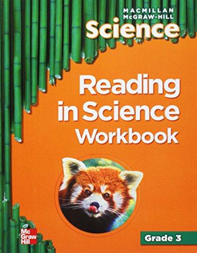 Macmillan/McGraw-Hill Science, Grade 3, Reading in Science: McGraw-Hill Education