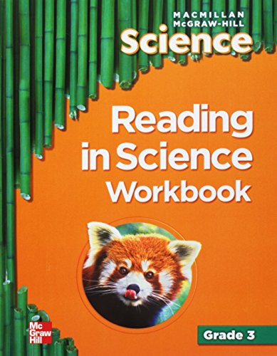 macmillan mcgraw hill science grade 3 reading in science workbook older elementary science. Black Bedroom Furniture Sets. Home Design Ideas