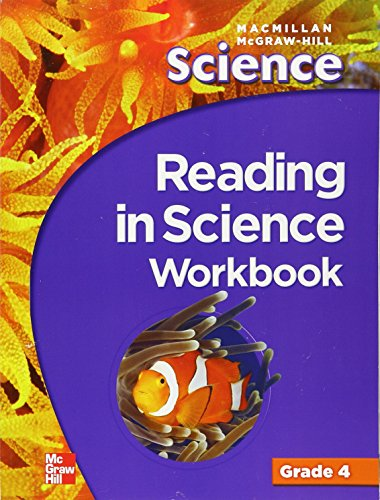 9780022812270: Reading in Science Workbook for Macmillan McGraw-Hill