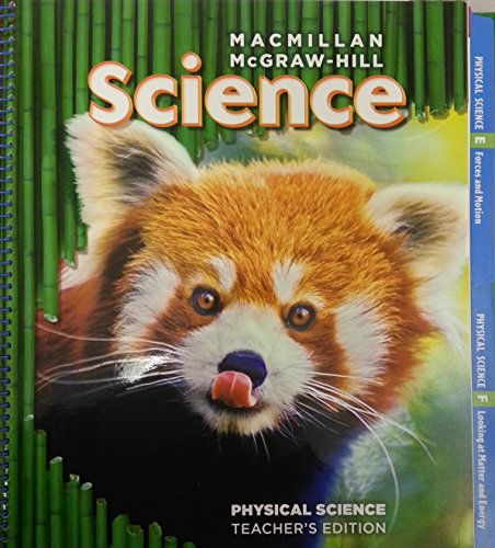 9780022812393: Physical Science (Book 3 of 3)