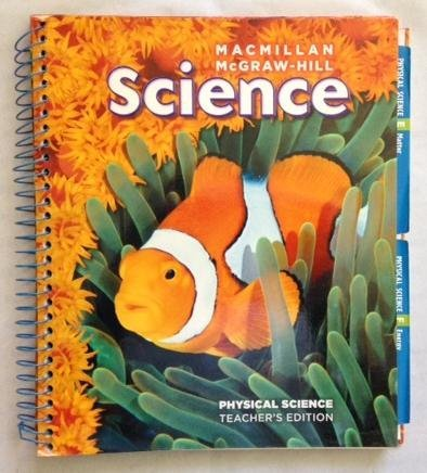 Physical Science 4: Book 3 of 3