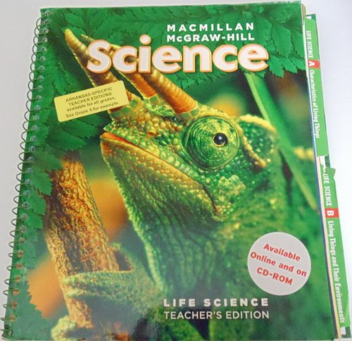 9780022812447: Macmillan/McGraw-Hill Science, Grade 5, Life Science, Teacher's Edition