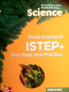 Science Back to School ISTEP+ INDIANA Grade 5: N/A