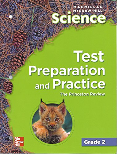 9780022817220: Science Grade 2: Test Preparation & Practice the Princeton Review