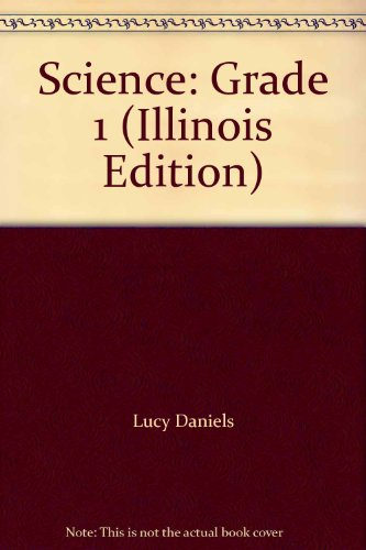 9780022817466: Science: Grade 1 (Illinois Edition)