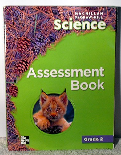 9780022819620: Assessment Book (Science: Grade 2)