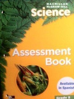 9780022819651: Science Assessment Book, Grade 5