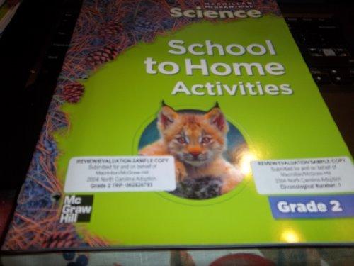 9780022819767: School to Home Activities (Science: Grade 2)