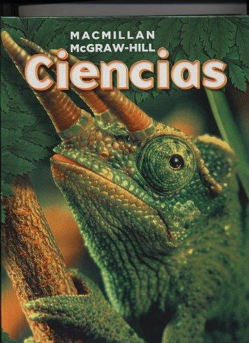 9780022823443: Macmillan/McGraw-Hill Ciencias, Grade 5, Student Edition � 2006