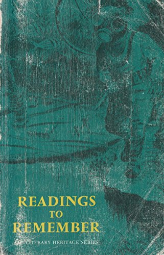 9780022831004: Readings to Remember (Literary Heritage)
