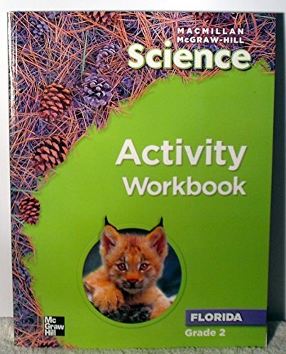 9780022832483: Macmillan Mcgraw Hill Grade 2 Science Activity Workbook Florida Edition