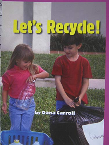 9780022834609: Lets Recycle