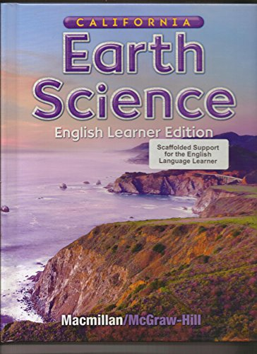 9780022835392: California Earth Science - English Lerner Edition