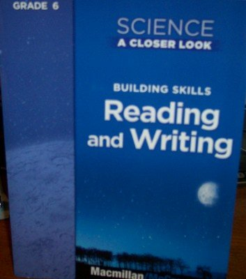 9780022840624: Reading and Writing Grade 6 Science (A Closer Look)