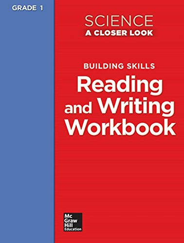 9780022840716: Building Skills Reading and Writing Workbook Grade 1 (Science a closer look)