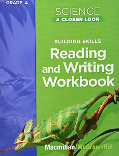 9780022840747: Building Skills Reading and Writing Workbook (Science: A Closer Look, Grade 4)