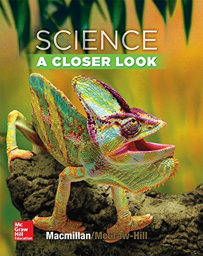 Science, A Closer Look, Grade 4, Student Edition (ELEMENTARY SCIENCE CLOSER LOOK): Education, ...