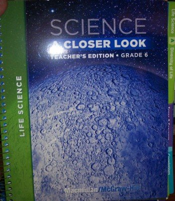 9780022842154: Science:A Closer Look 6.1 (TE)