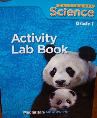 9780022842376: Activity Lab Book Grade 1 (California Science)