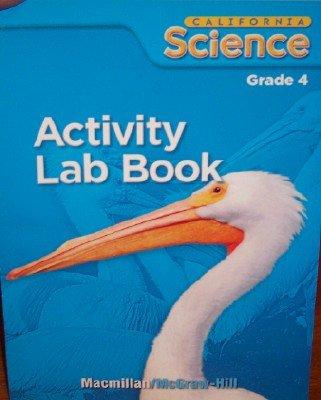 9780022842413: Activity Lab Book Grade 4 (California Science)