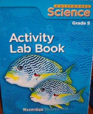 9780022842420: Activity Lab Book Grade 5 (California Science)