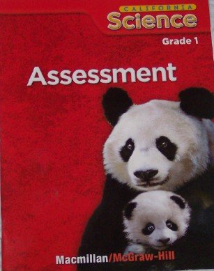 9780022842451: California Science Assessment Grade 1 (Grade 1)
