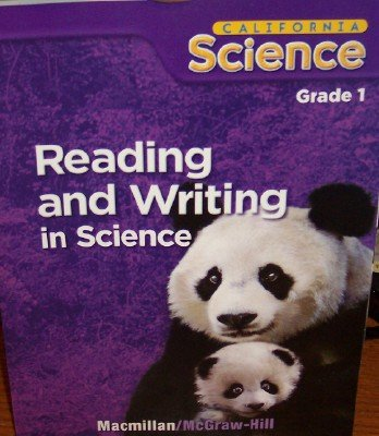 9780022843090: Reading and Writing in Science Grade 1 (California Science, Student Edition)