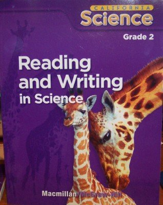 9780022843113: California Science: Reading and Writing in Science Grade 2 (Student Edition)