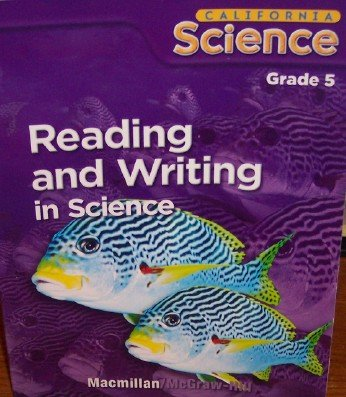 9780022843144: Reading And Writing In Science Workbook 5 (P)
