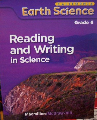 9780022843151: Reading and Writing in Science Grade 6 (Earth Science, Student Edition)