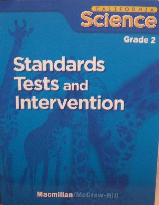 9780022843427: Standards Tests and Intervention Grade 2 (California Science)