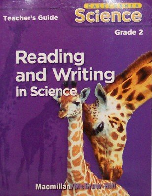 9780022843496: Reading and Writing in Science, Grade 2 (California Science, Teacher's Guide)