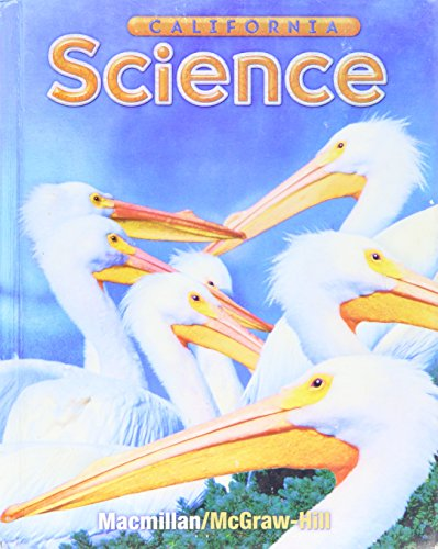 9780022843786: California Science: Grade 4 (Student Edition) (Student Edition)