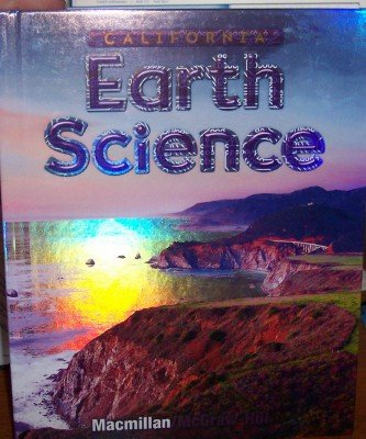 9780022843816: California Earth Science: Grade 6 (Student Edition) (Student Edition)