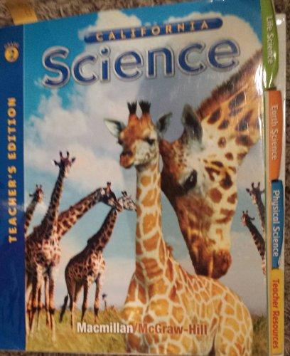 9780022844455: California Science Grade 2 Teacher's Edition