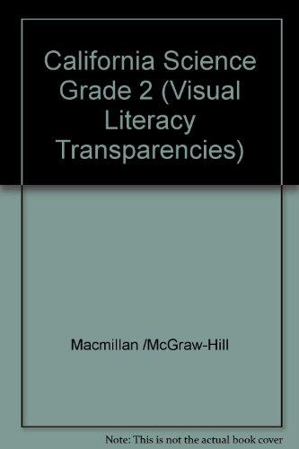 9780022845773: California Science Grade 2 (Visual Literacy Transparencies)