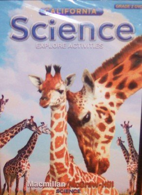 9780022848743: California Science Explore Activities DVD, Grade 2 (California Science)