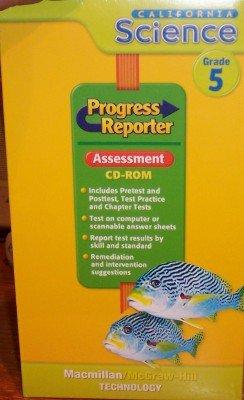 9780022849146: Progress Reporter: Assessment, Grade 5 (California Science)