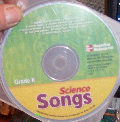 9780022849283: Science Songs, Grade Kindergarten