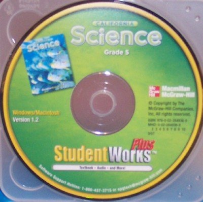 9780022849368: Student Works Plus, Grade 5 (California Science)
