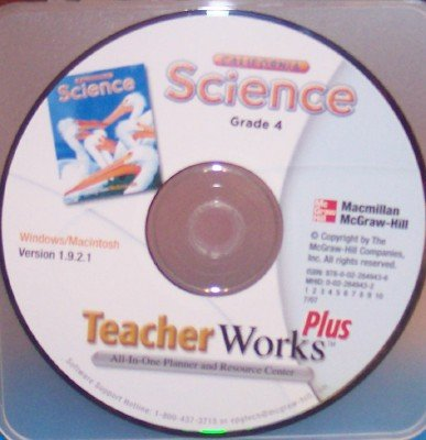 9780022849436: Teacher Works Plus, Grade 4 (All-In-One Planner & Resource Center, California Science)