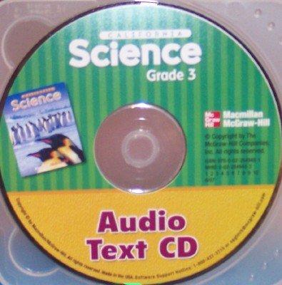 9780022849481: Audio Text CD, Grade 3 (California Science)