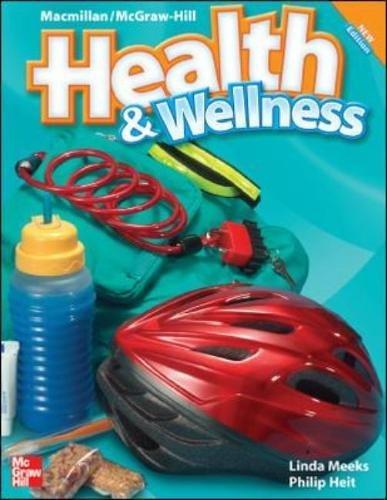 9780022849665: Health & Wellness, Blue Book