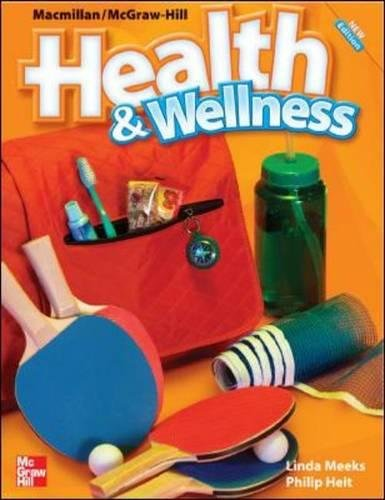 9780022849689: Health & Wellness (Elementary Health)