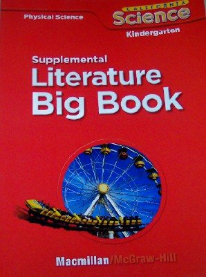 9780022849771: Supplemental Readers in Big Book Format Grade Kindergarten (California Physical Science)